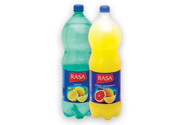 Gazuotas gėrimas RASA