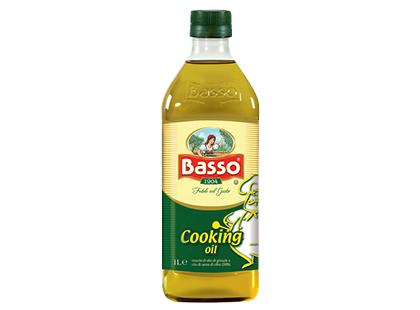Kepimo aliejus BASSO COOKING OIL, 1 l